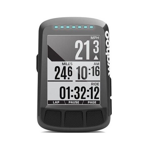 Wahoo ELEMNT BOLT GPS Cycle Computer / Bicycle Navigation - Bundle