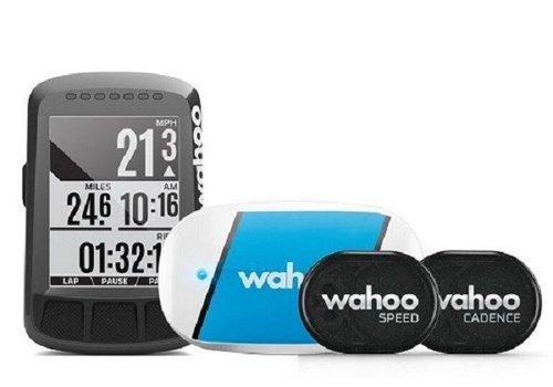 Wahoo elemnt BOLT GPS Ordinateur de vélo / Navigation vélo - Bundle