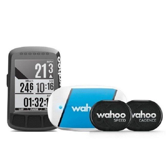Wahoo Fitness Wahoo ELEMNT BOLT GPS Cycle Computer / Bicycle Navigation - Bundle