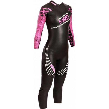 Mako Sport Mako Naiad wetsuit Women