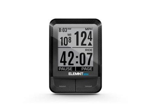 Ordinateur de vélo Wahoo ELEMNT MINI + vitesse RPM