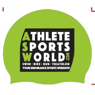 AthleteSportsWorld.com ASW Swimming Cap / Swimming Cap