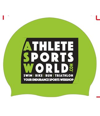 AthleteSportsWorld.com ASW Bonnet de bain / Bonnet de bain