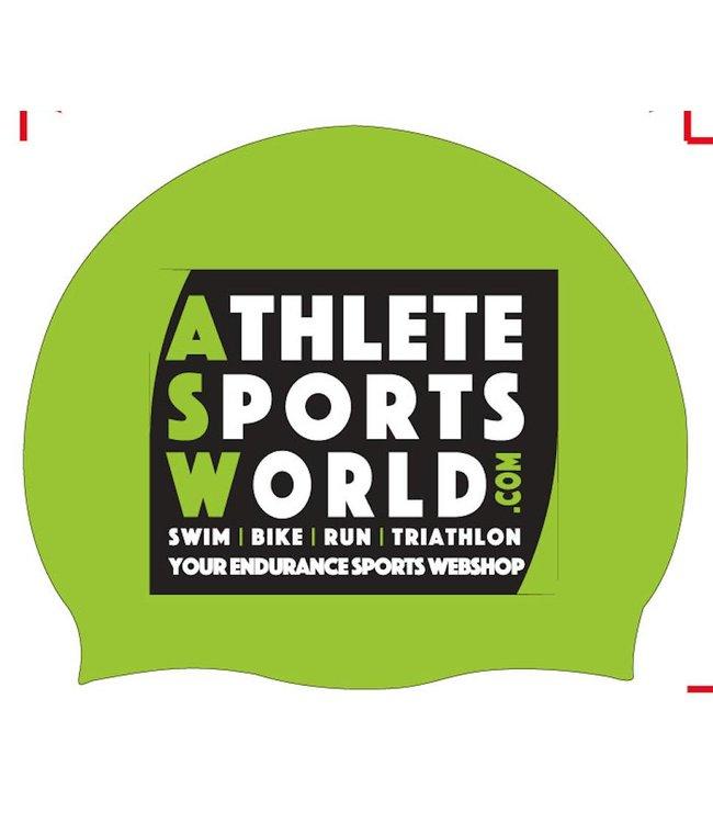 AthleteSportsWorld.com ASW Bonnet de natation