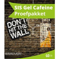 SIS Energygel Cafeine Proefpakket