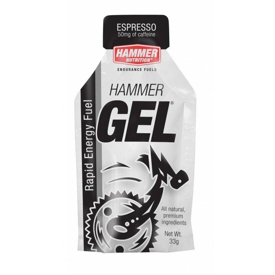 Hammer Nutrition Gel + Caféine (33 gr)
