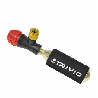 Trivio Trivio Holder avec Co2 cartridge (16gr)