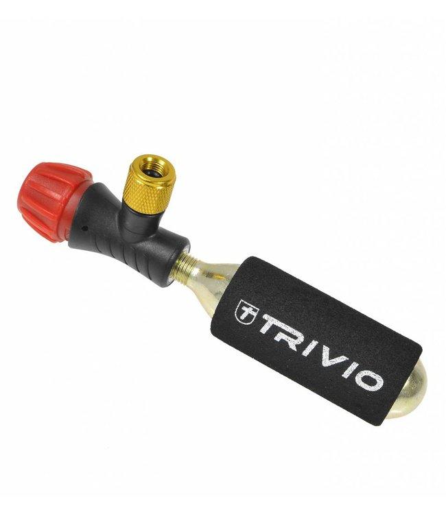 Trivio Trivio Kit - Support avec cartouche de Co2 (16gr)