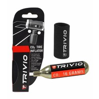 Trivio Kit Pro - Houder met Co2 cartridge (16gr)