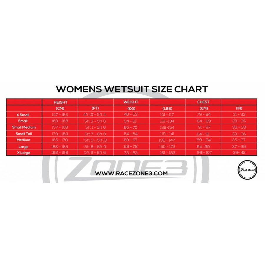 Zone3 Vanquish wetsuit (female) - DEMOMODEL
