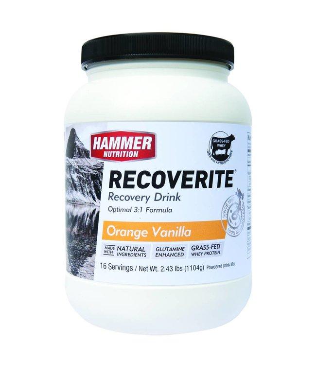 Hammer Nutrition Hammer Recoverite Hersteldrank (784gr) - 16  servings