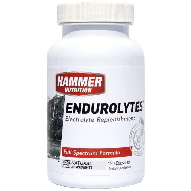 Hammer Nutrition Hammer Nutrition Endorolytes - 120 caps