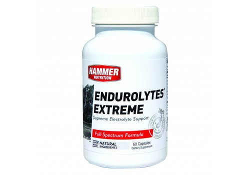 Hammer Nutrition Endorolytes Extreme - 120 gélules