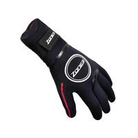 thumb-Zone 3 Neoprene Heat Tech Swimming gloves-1