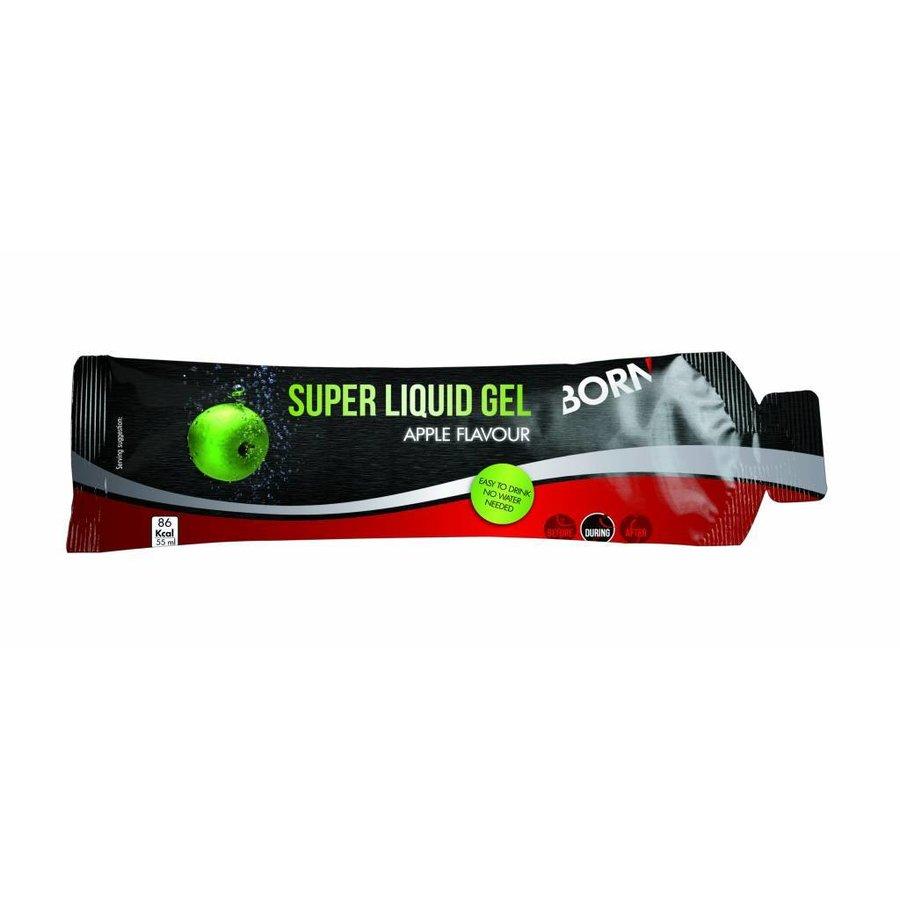 Born Super Liquid Energygel (55ml)  Korte BB