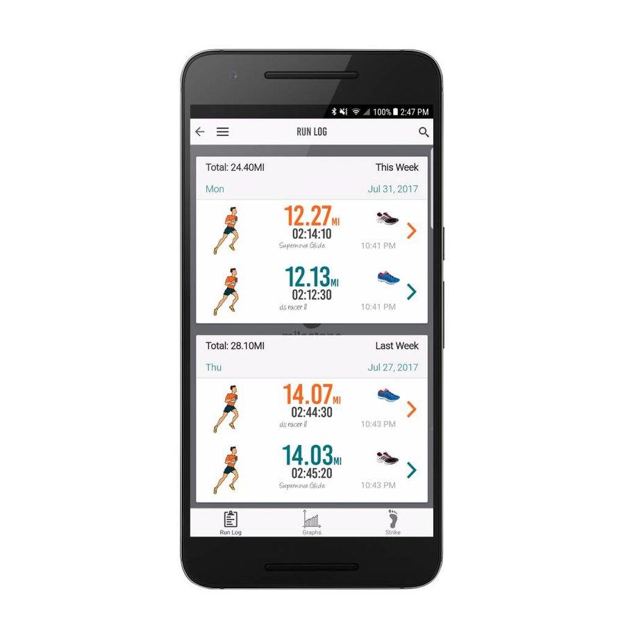 MileStone Pod Running Sensor-7