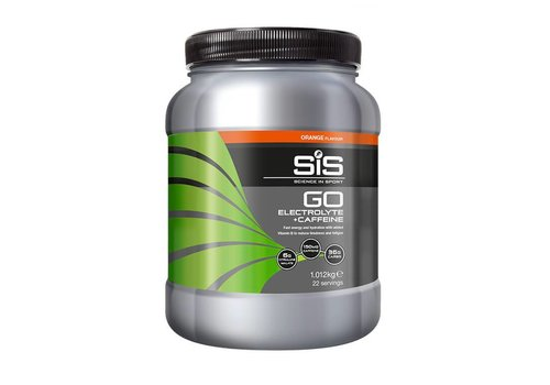 SIS Go Electrolyte + Caffeine (1kg) Thirst Quencher