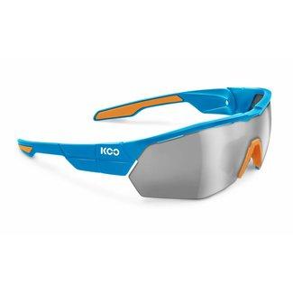Kask Koo Kask Koo Open Cube Fietsbril Blauw Oranje