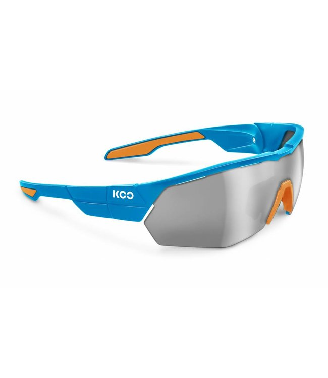 Kask Koo Kask Koo Open Cube Cycling Glasses Blue Orange