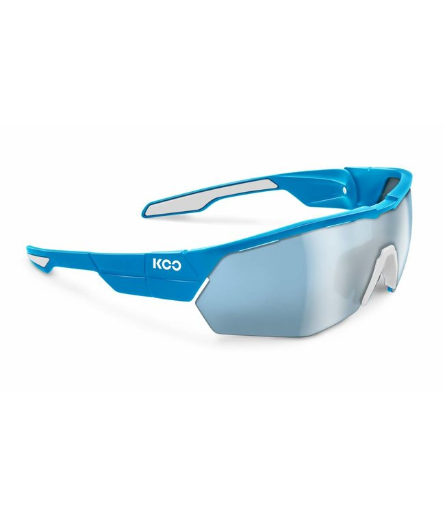 Kask Koo Koo Open Cube Light Blue cycling glasses