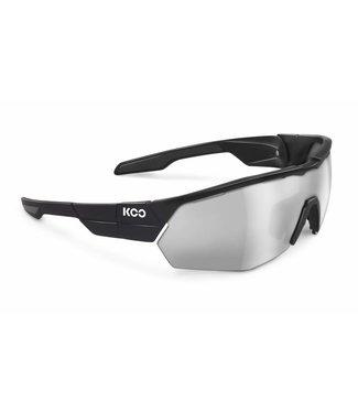 Kask Koo Koo Open Cube Black cycling glasses