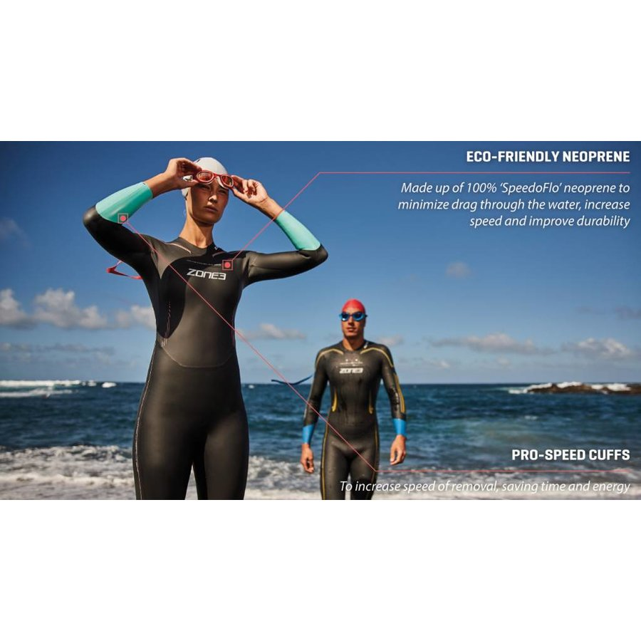 Zone3 Vision wetsuit (female)