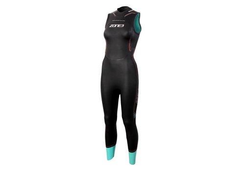 Zone3 Vision sleeveless wetsuit (vrouw)