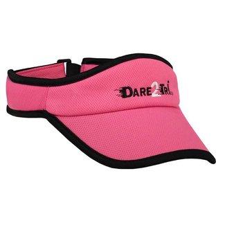 Dare2Tri Dare2Tri Visor Pink Black