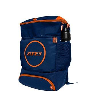 Zone3 Zone3 Transition Back Pack - Bleu / Orange
