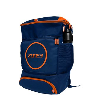Zone3 Zone3 Transition Back Pack - Blue / Orange