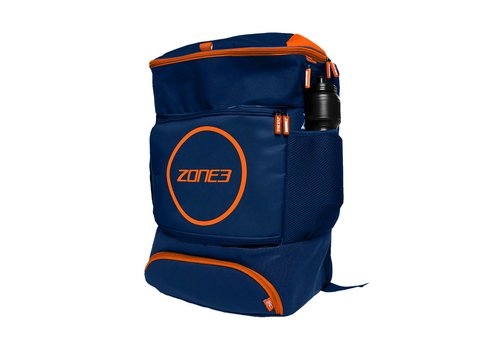 Zone3 Transition Back Pack - Blauw/Oranje