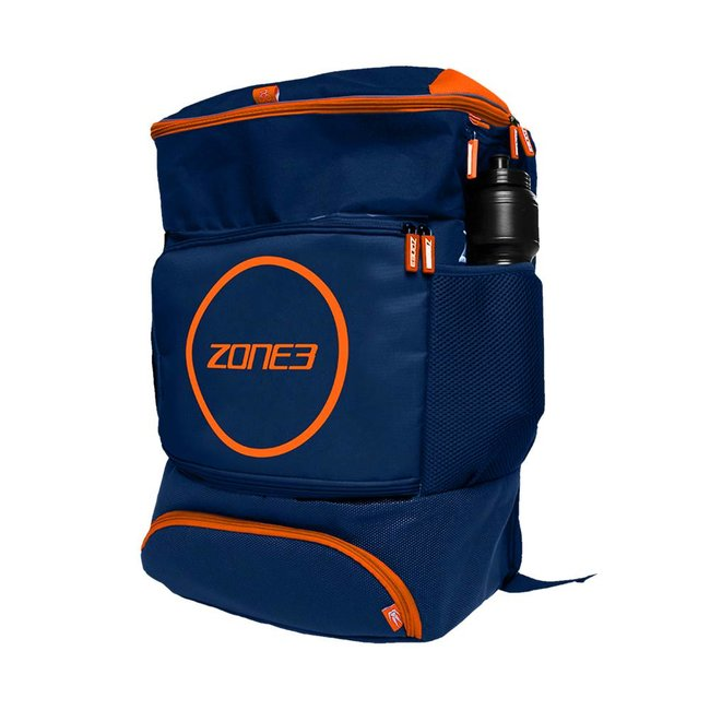 Zone3 Zone3 Transition Back Pack - Blue / Orange