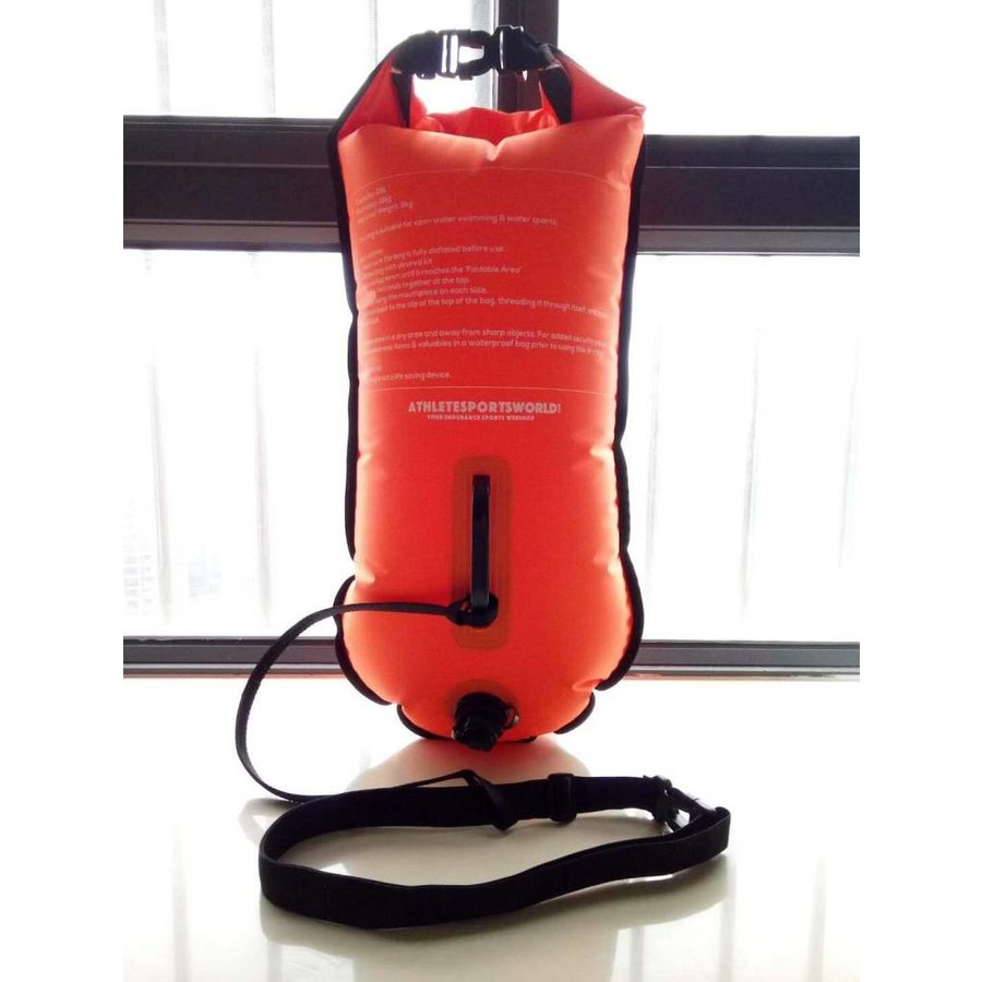 ASW Swimming Buoy - for triathlon and open water swimming-2