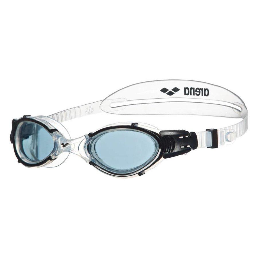 Arena Nimesis Crystal swim goggles-1