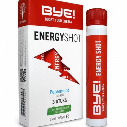Energy Shot Nutrition