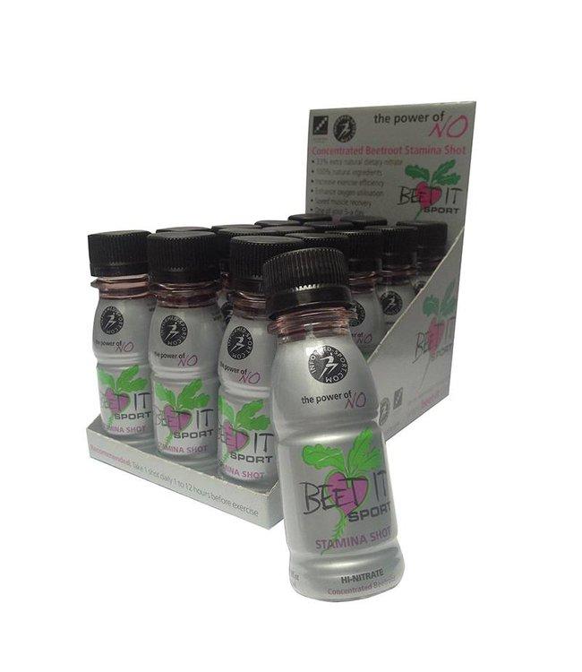 Beet-it Beet-it Jus de betterave (70 ml) 400 mg de nitrate BOX (15x)