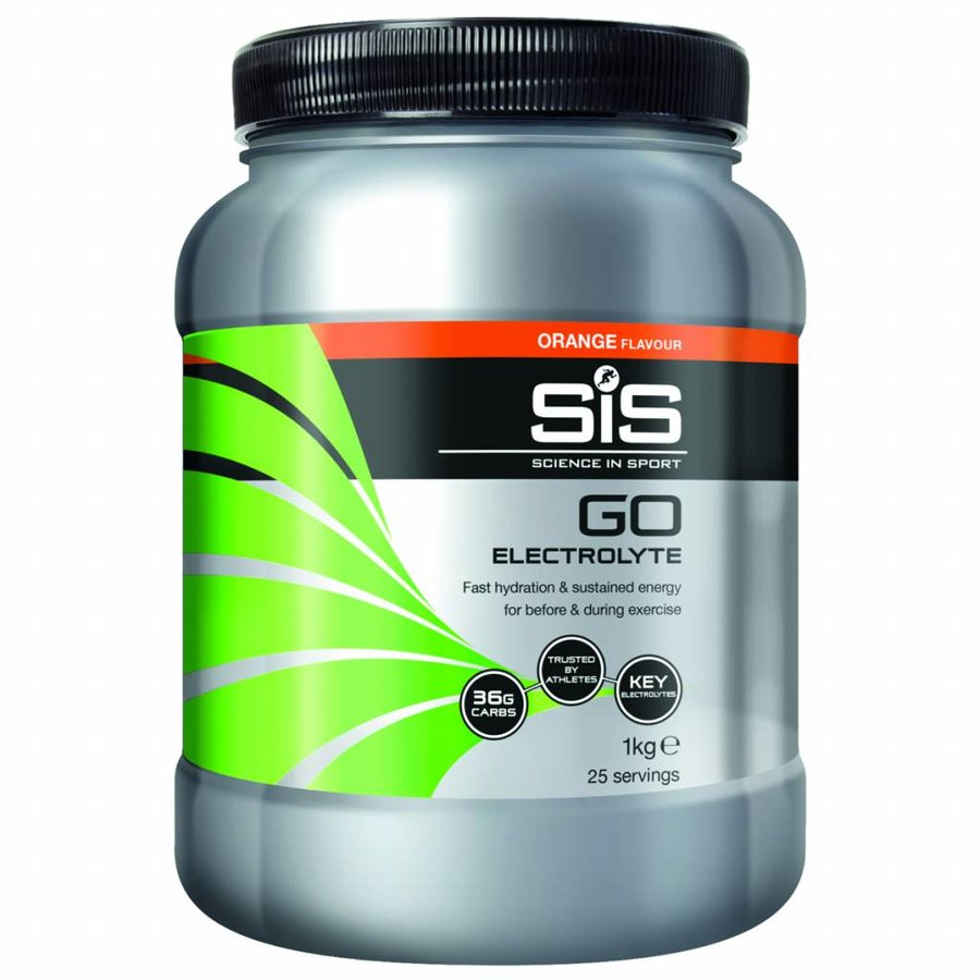 SIS Electrolyte (1kg) Thirst trencher