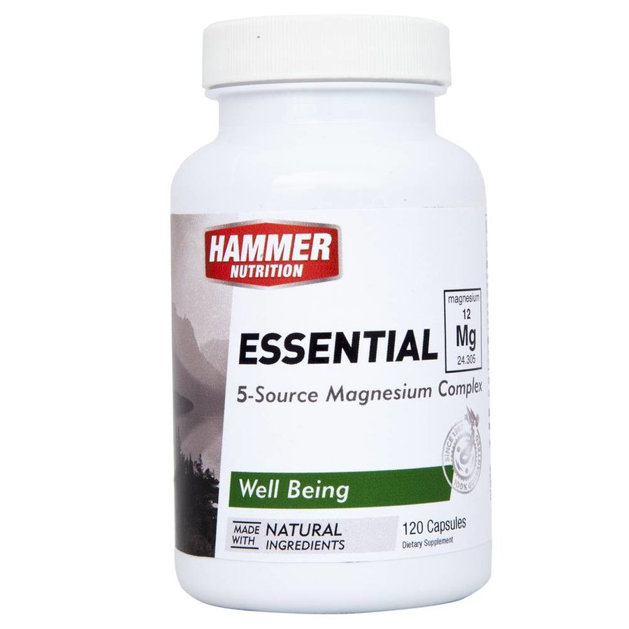 Hammer Nutrition Essential Magnesium MG