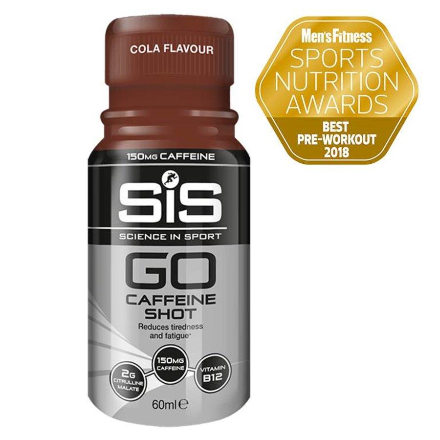SIS Go Caffeine Shot BOX (12x60ml) - 150mg Cafeine