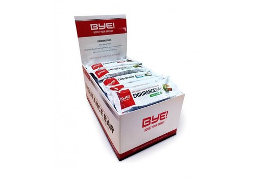 BYE! Endurance Energy Bar BOX (30 x 40gr)