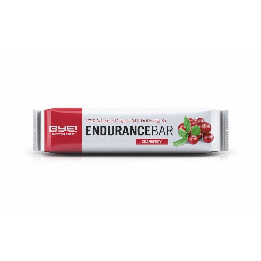 BYE! Endurance Energy Bar BOITE (30 x40gr)