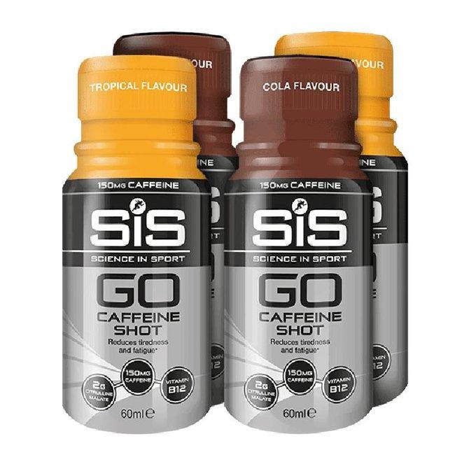 SIS (Science in Sports) SIS Go Tir à la caféine (150 mg de caféine)