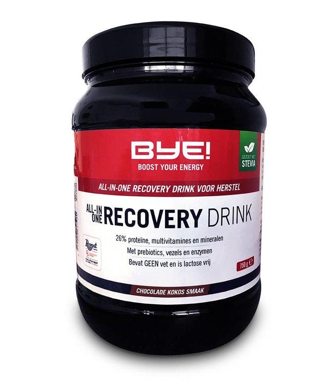 BYE! BYE Recovery drink (750 gr)
