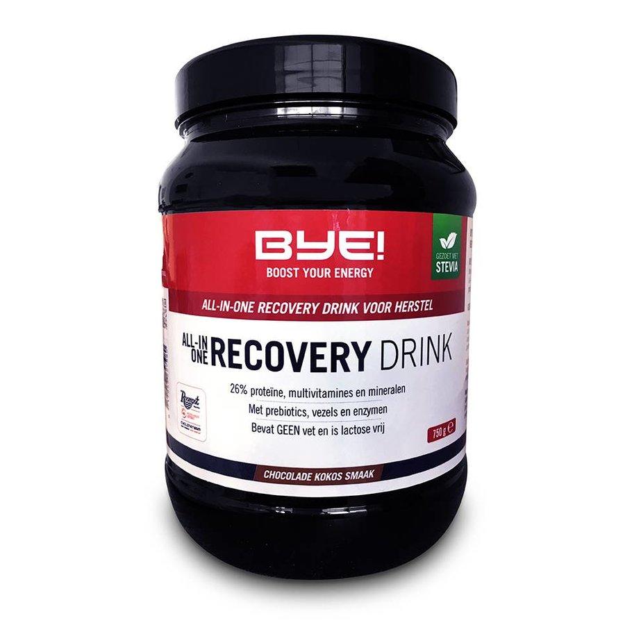 BYE Recovery drink (750 gr)