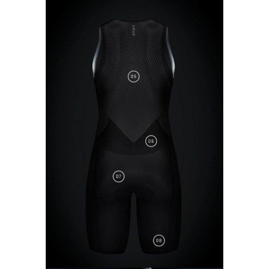 ROKA Men's Elite Aero II Sleeveless Tri Suit