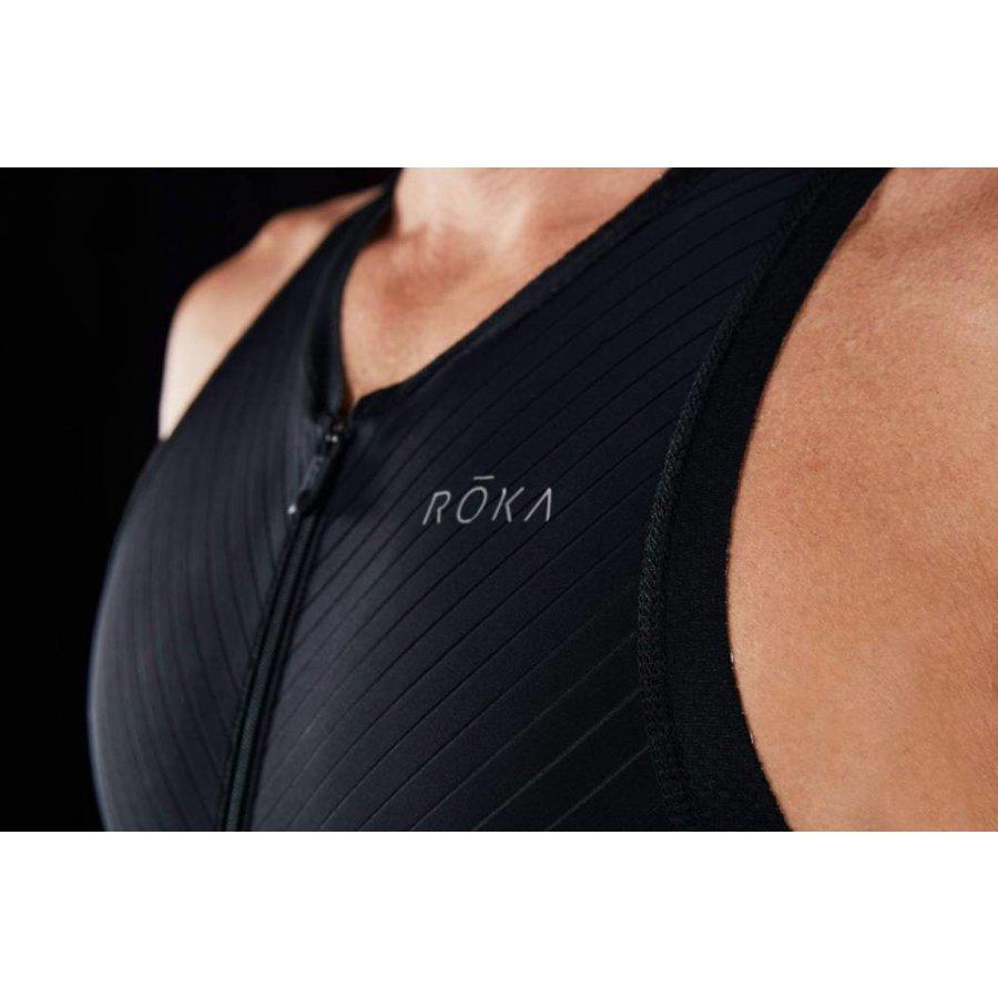 ROKA Women's Elite Aero II Sleeveless Tri Suit-8