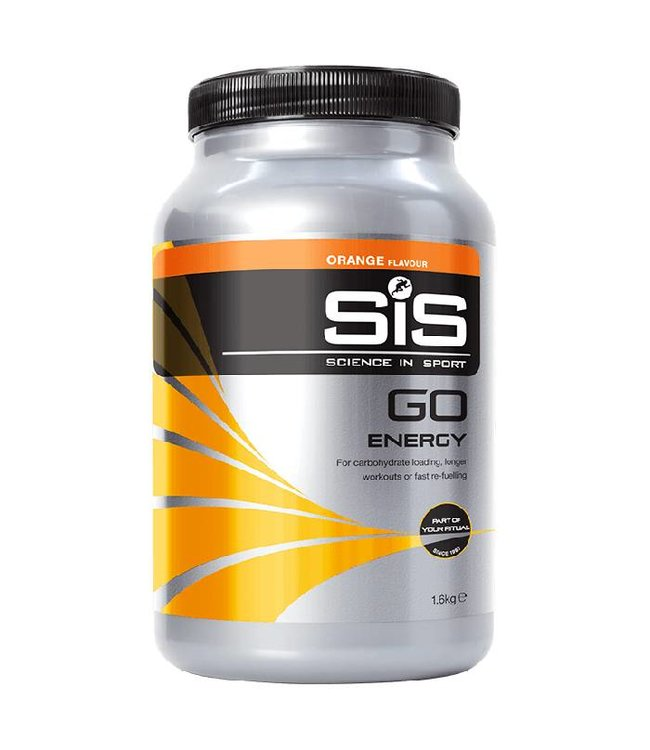 SIS (Science in Sports) SIS Go Energy (1kg) Energiedrank