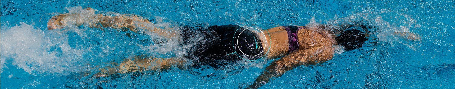 ROKA Swim Short Pro2 Graphics