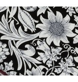English Fashion pochette Lichtblauw Floral