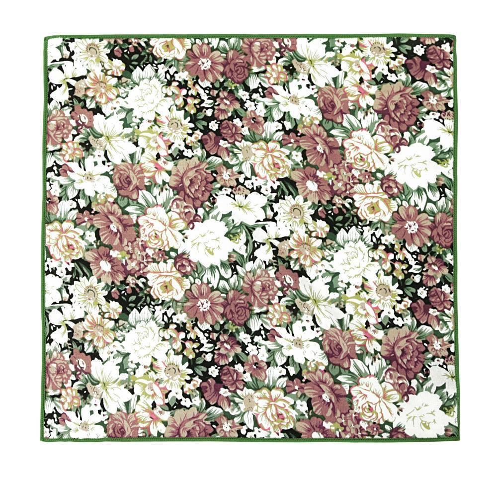 English Fashion Katoenen pochettes - Floral